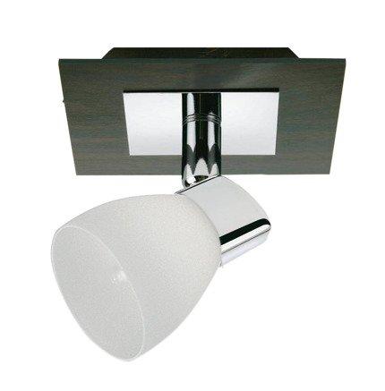 LAMPA ŚCIENNA CANDELLUX WYPRZEDAŻ 91-48141 SAMARA KINKIET 1X40W G9
