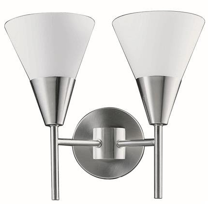 LAMPA ŚCIENNA KINKIET  CANDELLUX OUTLET 22-69729 Simple