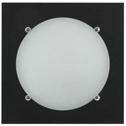 LAMPA SUFITOWA CANDELLUX WYPRZEDAŻ 10-14002 CAFE 1X60W E27 PLAFON MDF CIEMNE DREWNO