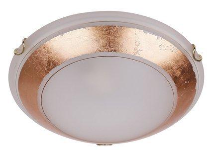 LAMPA SUFITOWA CANDELLUX WYPRZEDAŻ 13-11629 IZIS PLAFON 30 1X60W E27 MIEDZIANY
