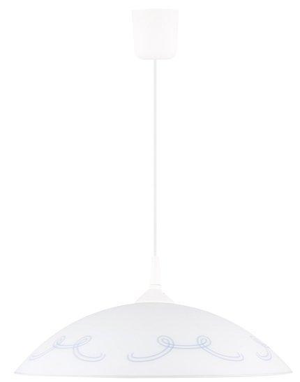 LAMPA SUFITOWA CANDELLUX WYPRZEDAŻ 31-62287 010 PRZWIS ECHO 1X60W E27