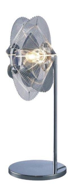 LAMPKA BIURKOWA CANDELLUX WYPRZEDAŻ 41-19373 SPIDER LAMPKA 1X40W E14 60 CM CHROM