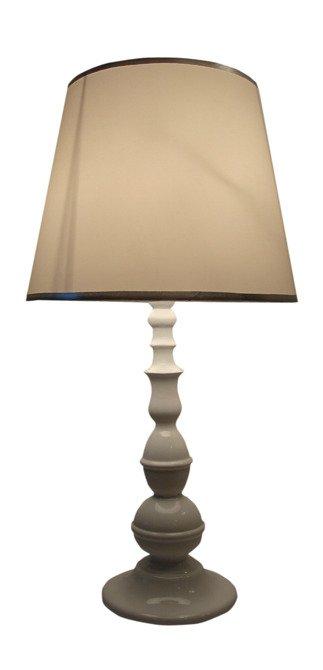 LAMPKA BIURKOWA CANDELLUX WYPRZEDAŻ 41-27002 SURI LAMPKA 1X60W E27 BIAŁA