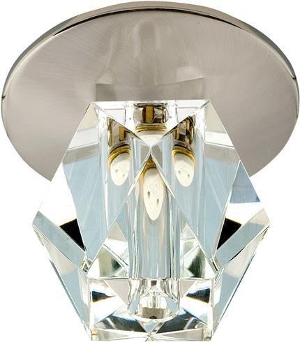 Oprawa stropowa chrom kryształ bezbarwny G4 20W SK-16 Candellux 2225954