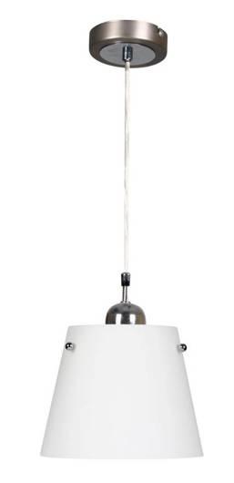 LAMPA SUFITOWA CANDELLUX WYPRZEDAŻ 31-57221 TANGO ZWIS 1X60W E27