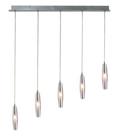 LAMPA SUFITOWA CANDELLUX WYPRZEDAŻ 35-49431 GALAXY ZWIS 5XG4 20W CHROM
