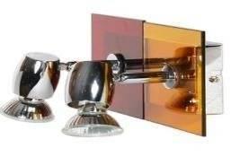 LAMPA SUFITOWA CANDELLUX WYPRZEDAŻ 92-01712 L&H FUTURA LISTWA 2X50W GU10