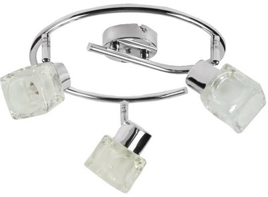 LAMPA SUFITOWA CANDELLUX WYPRZEDAŻ 98-04925 DON SPIRALA 3X40W G9