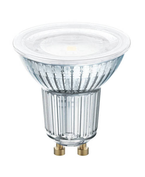Żarówka LED GU10 szklana 6,9W 570Lm 4000K 120° PARATHOM OSRAM 3631775
